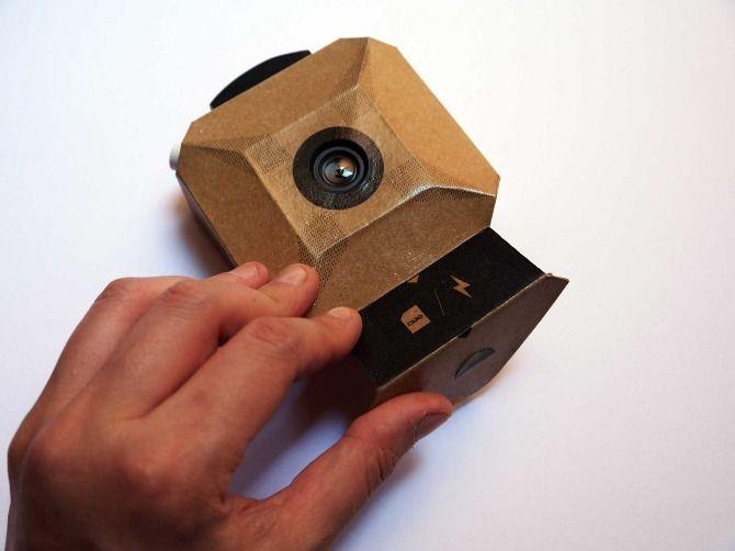 Mejores 142 imgenes de xlab todo en pinterest electronics craft camera is a simplified diy digital camera it is established of a carboard case solutioingenieria Images