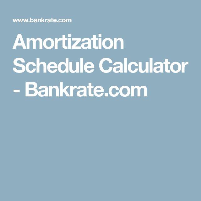 25+ unique Mortgage amortization ideas on Pinterest Amortization - bank rate mortgage calculator