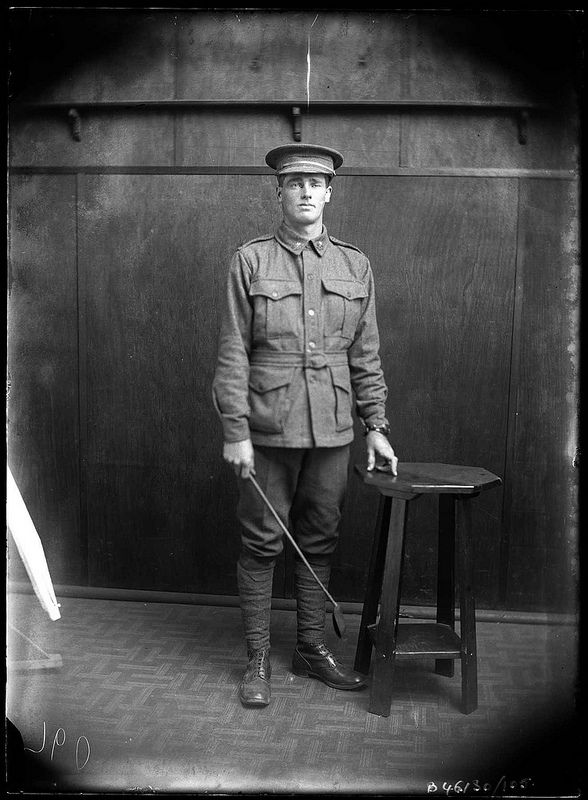 B46130_105 Alfred Crouch  South Australians of World War I : Share their story No. 2900A Private Alfred Crouch, born Balaklava, South Australia, 30 September 1894. Enlisted 50th Battalion 24 March 1916. Served France, returned to Australia 1917. Died 9 August 1959.B46130_105 Alfred Crouch | Flickr - Photo Sharing!