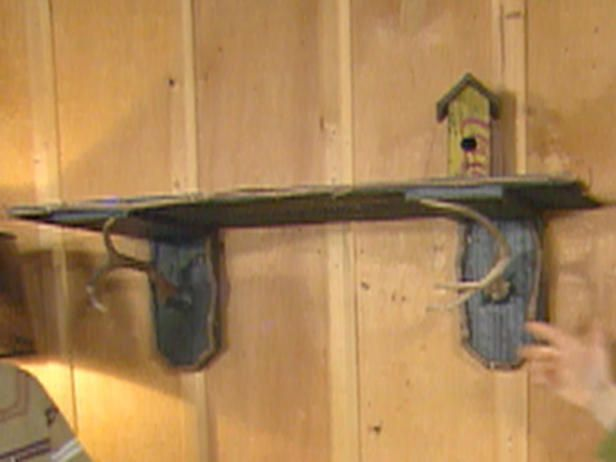 old wood fence craft ideas   Trash to Treasure: Woodsy Decorations : Archive : Home & Garden ...