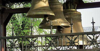 Algunos datos sobre las campanas - Catálogo de Buenas Obras  #conventodeSantaElisabeta #catalogodeBuenasObras #obrasdecaridad #iglesiaortodoxa #cristianismo #religion #campana #campanario