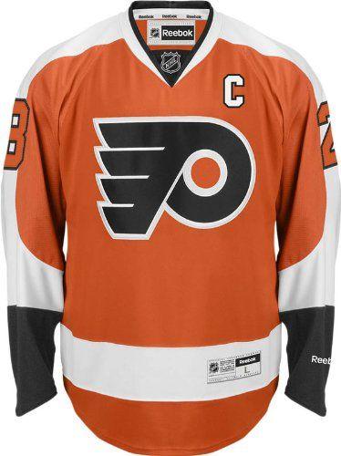 c465165f1 Reebok NHL Philadelphia Flyers Claude Giroux  28 Premier ... https   www. amazon.com dp B004MXSHR4 ref cm sw r pi awdb t1 x DXxmBbK5XMG91