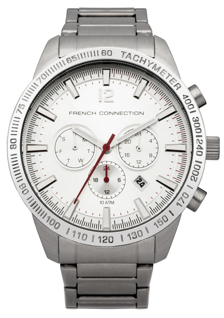 French Connection Gents bracelet watch, Silver Buy for: GBP89.00 House of Fraser Currently Offers: French Connection Gents bracelet watch, Silver from Store Category: Accessories > Watches > Men's Watches for just: GBP89.00 Check more at https://nationaldeal.co.uk/french-connection-gents-bracelet-watch-silver-buy-for-gbp89-00-2/