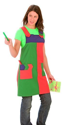 44 best guardapolvos images on pinterest aprons nurses - Como hacer una jardinera ...