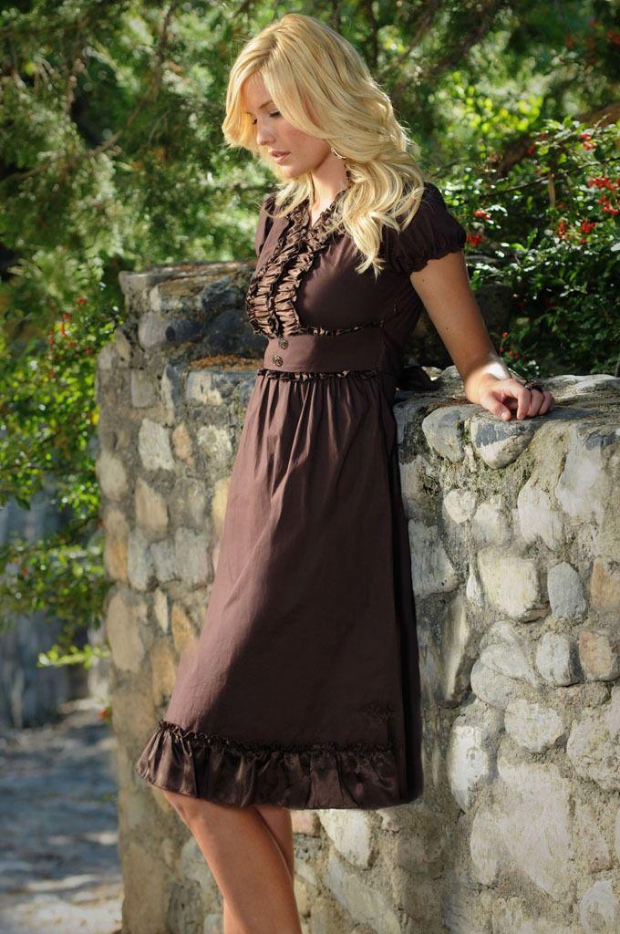 MaKailee dress from Diviine Modestee