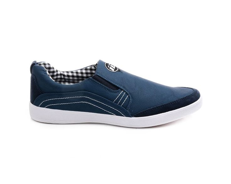 Buy Online Latest Design and Stylish ID Navy Casual Shoes for Men's and Get  20%