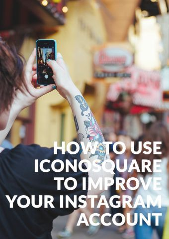 Social media is definitively an art and Iconosquare can help you come up with the best social media strategy for your Instagram account.