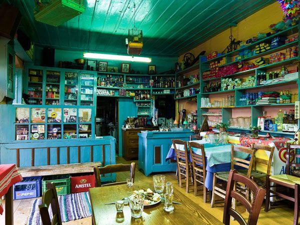 Άκανθος, Καλαρρύτες 12 πανέμορφα παραδοσιακά καφενεία στην Ελλάδα!