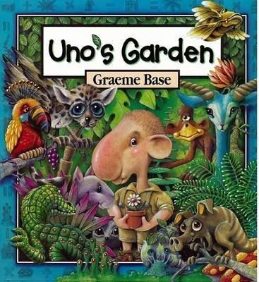 Uno's Gardenm great book about sustainability, environments