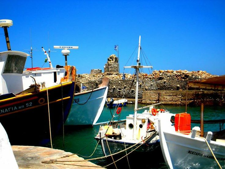 Naousa of Paros, Cyclades