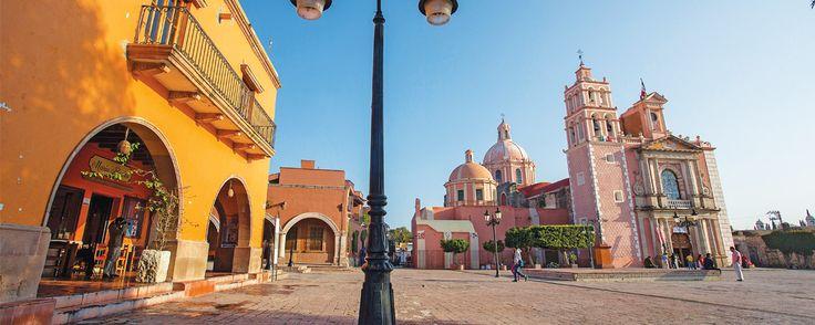 Cercanos a este hermoso rincón del estado de Querétaro, dos Pueblos Mágicos, dos importantes casas vitivinícolas y un encantador rancho quesero te aguardan para que vivas ¡el mejor fin de semana!