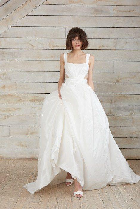 Nouvelle Amsale Wedding Dresses & Bridal Spring 2018 | Brides