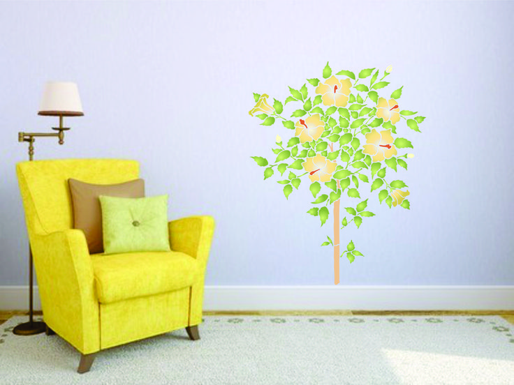The 100 best Topiary & Tree Stencils images on Pinterest | Tree ...