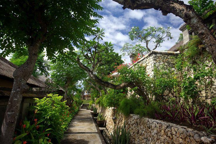 Курорт Бали в заливе Джимбаран, Индонезия