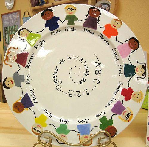 Color Me Mine - Schools & Groups