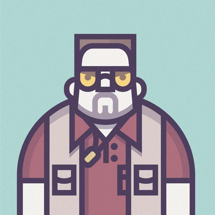 Coen Characters: Walter Sobchak