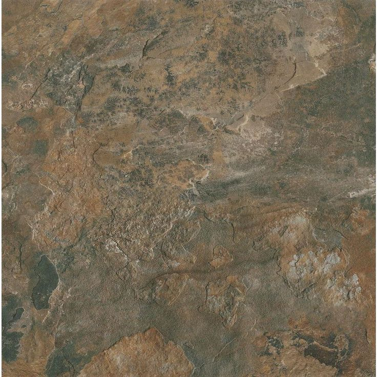 Armstrong Ceraroma 16 In X 16 In Canyon Shadow Groutable Vinyl Tile 24 89 Sq Ft Case