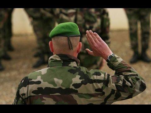 Forces spéciales : La légion étrangère française - YouTube