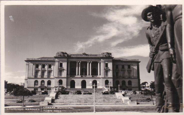 Moçambique - Lourenço Marques - Câmara Municipal