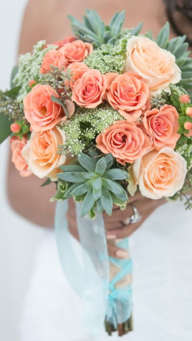 I love this bouquet.