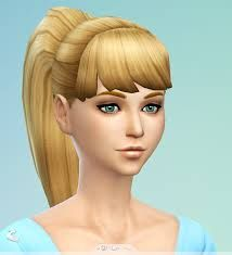 This hair style is soooo pretty and suits anyone who wants a sort of tom boy sim!