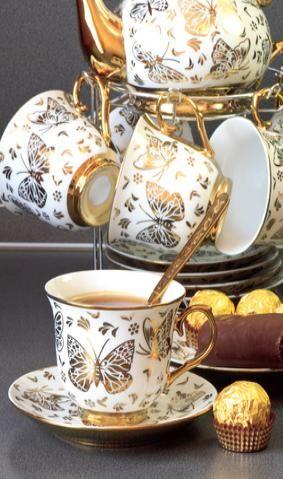 Tea set...
