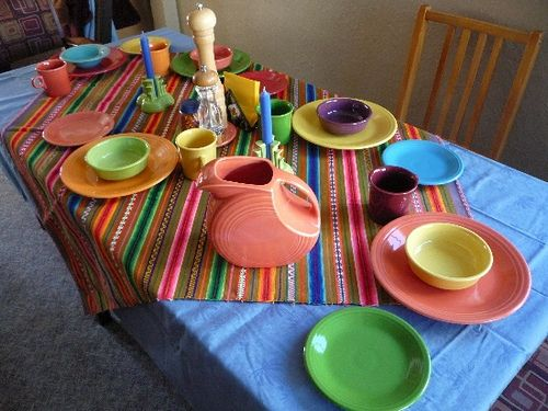 92 best Fiesta! images on Pinterest | Fiesta ware, Homer laughlin ...