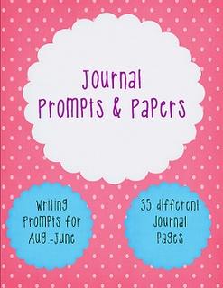 Journal promptsJournal Prompts, Writing Paper, Journals Paper, Journals Prompts, Journals Pages, Schools Stuff, Education, Classroom Journals, 2Nd Grade