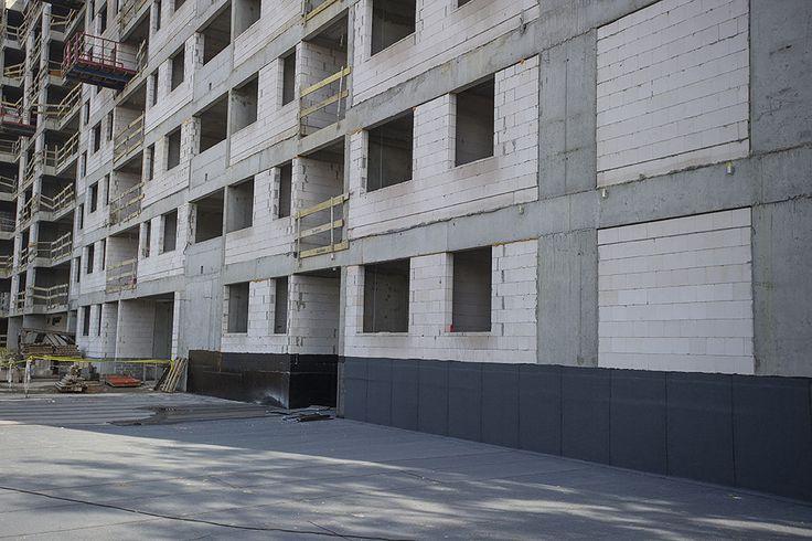 Zdjęcia z budowy | Wola01 26.09 2017