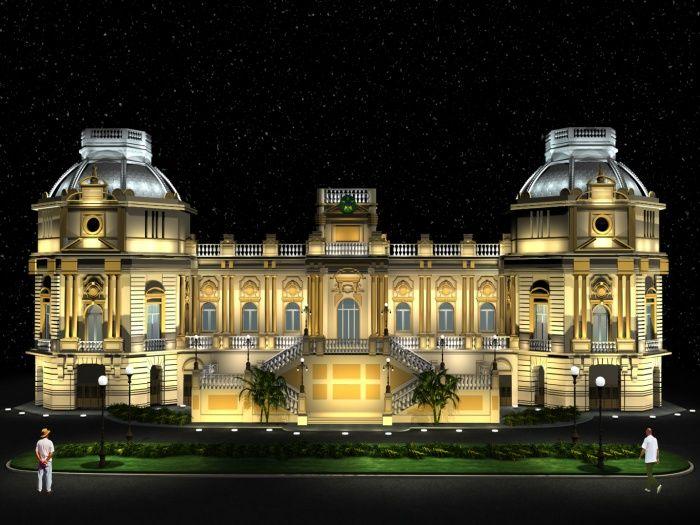 palácio da guanabara palacio