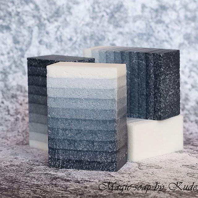 Соляное мыло с углем Карбон