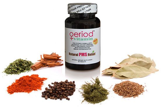 Migraine pain with a period.  Interesting natural remedies