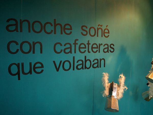 last night I dreamed with coffee makers flying... by Juan José Pérez Leal, via Behance