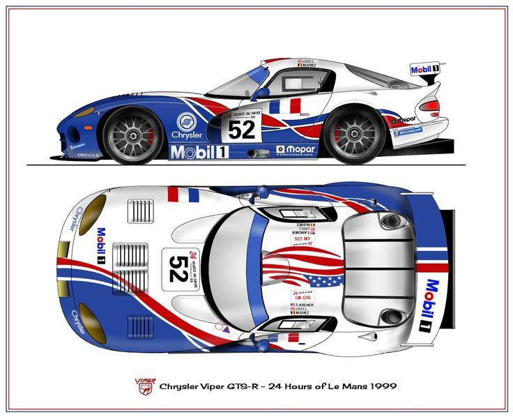Viper GTS-R 1999