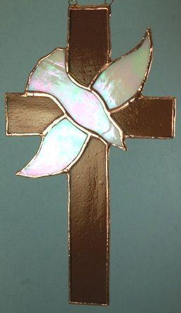 Cross & Dove