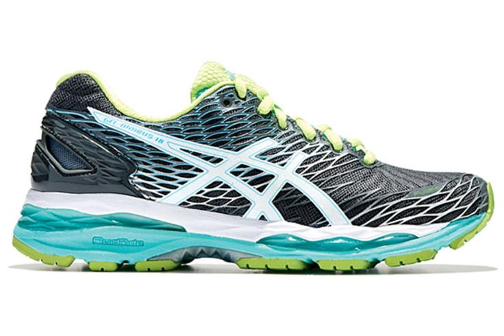 Asics Gel-Nimbus 18 http://www.runnersworld.com/shoe-guide/runners-world-2016-spring-shoe-guide/asics-gel-nimbus-18