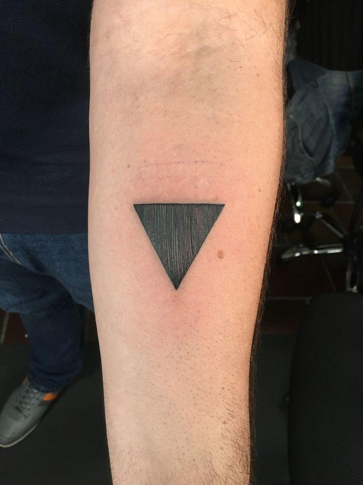 #tatuaje #tattoo #triangulo #ink #art #geometry #armenia #jorgetelasco