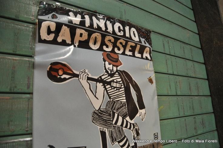 Inimitabile Vinicio Capossela