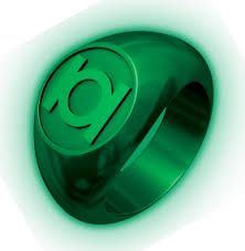 Image result for green lantern ring