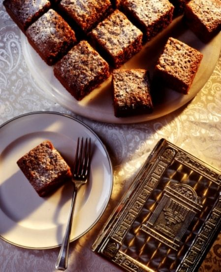 Quick Russian Honey cake - image from getty