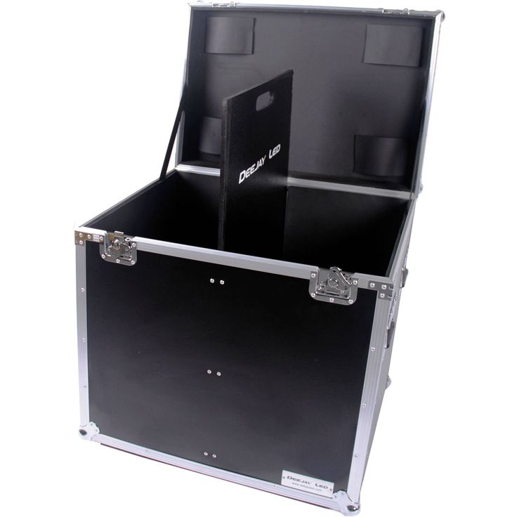 Fly Drive Cases Utility Trunk Case with Adjustable Compartment and Caster Board 30-in x 21in x 28-in