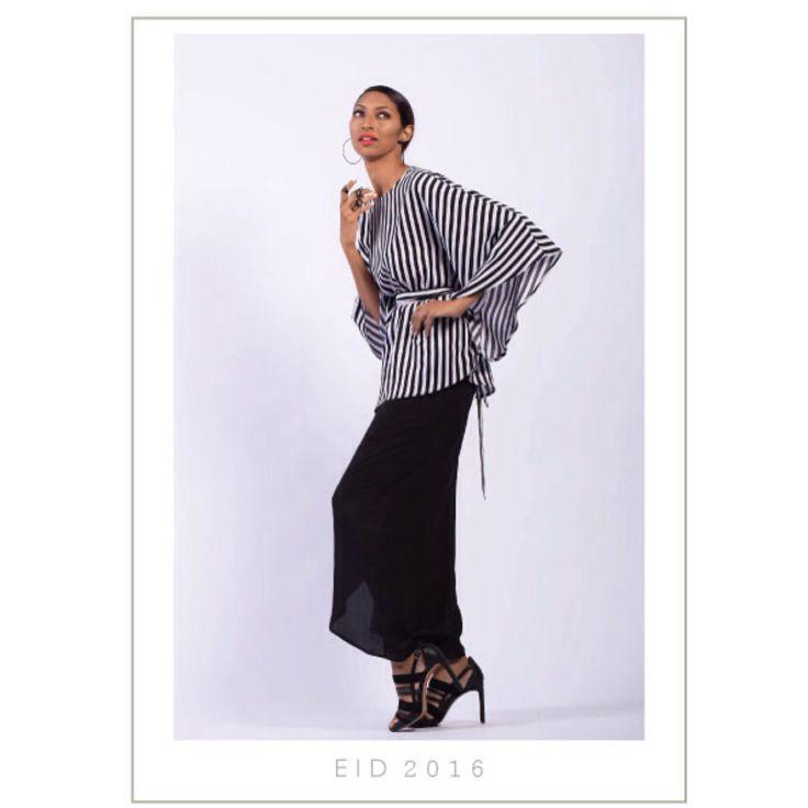 Fashion EID 2016 Raya Lebaran FvRaya2016 Monochrome brand capsule collection retail franchisee consignment online offline Sydney Australia Kuala Lumpur