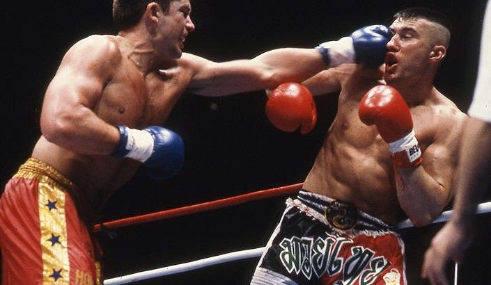 #Peter #Aerts vs #Jerome #Le #Banner #1995