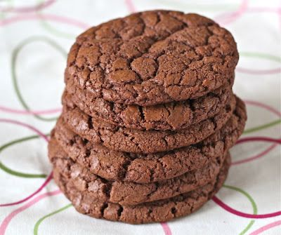 Nutella cookies from the Kitchen Ninja