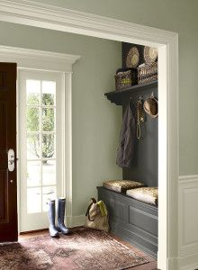 I want this colour for our den ehen we put in our new flooring...benjamin moore 1495 October Mist office? guest bedroom?
