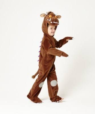how to make a gruffalo outfit