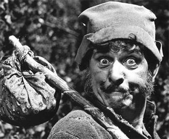popular TV program in the seventies: Swiebertje