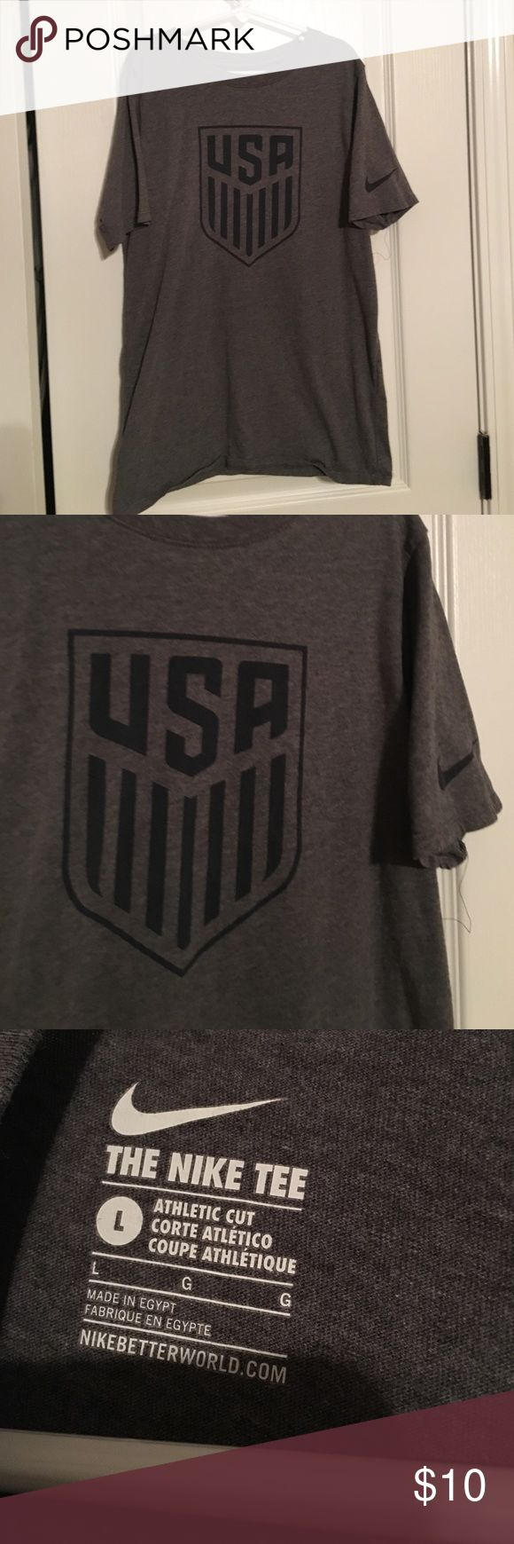 Nike USA soccer shirt Excellent condition. Nike Shirts & Tops Tees - Short Sleeve