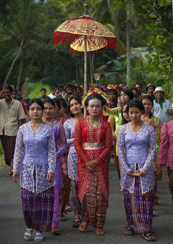 ˚Future Wife During Selong Wedding, Mataram, Lombok Island, Indonesia