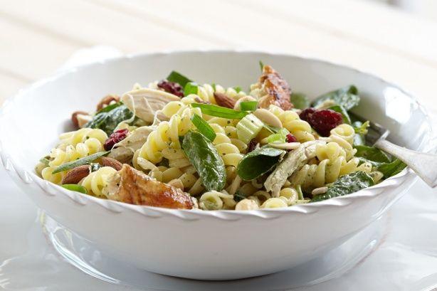 Roast chicken & tarragon mayo pasta salad main image